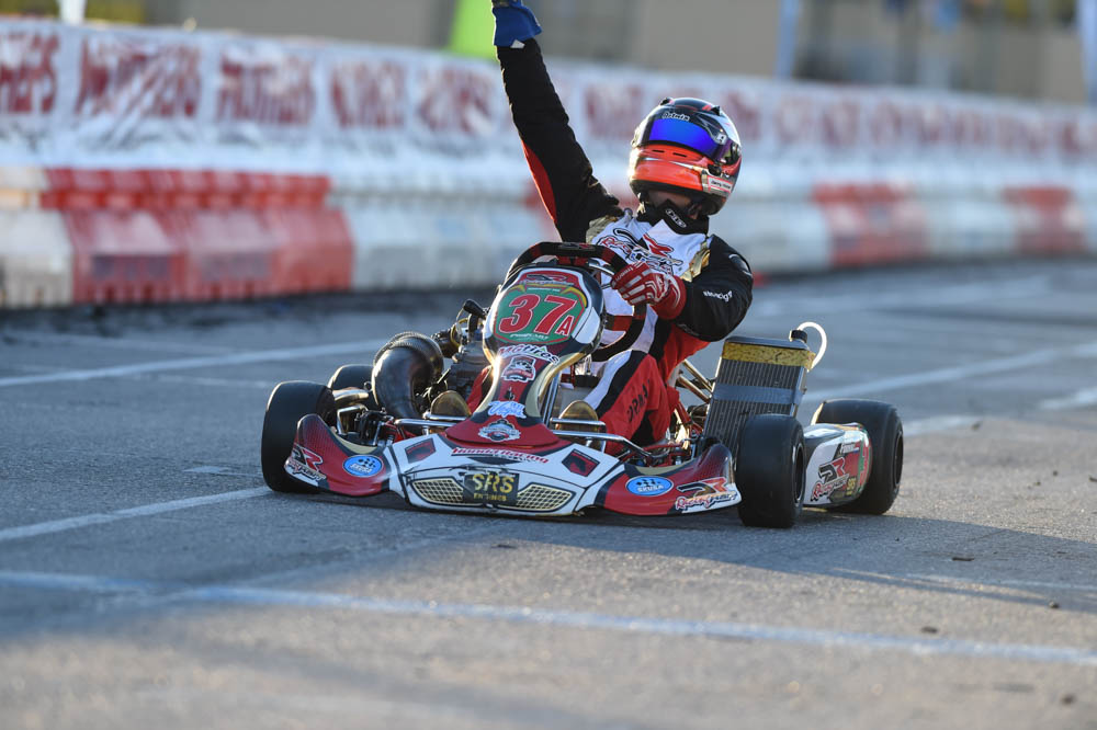 Danny Formal completes sweep of the S1 Pro category for his first SuperNationals victory (Photo: On Track Promotions - otp.ca)