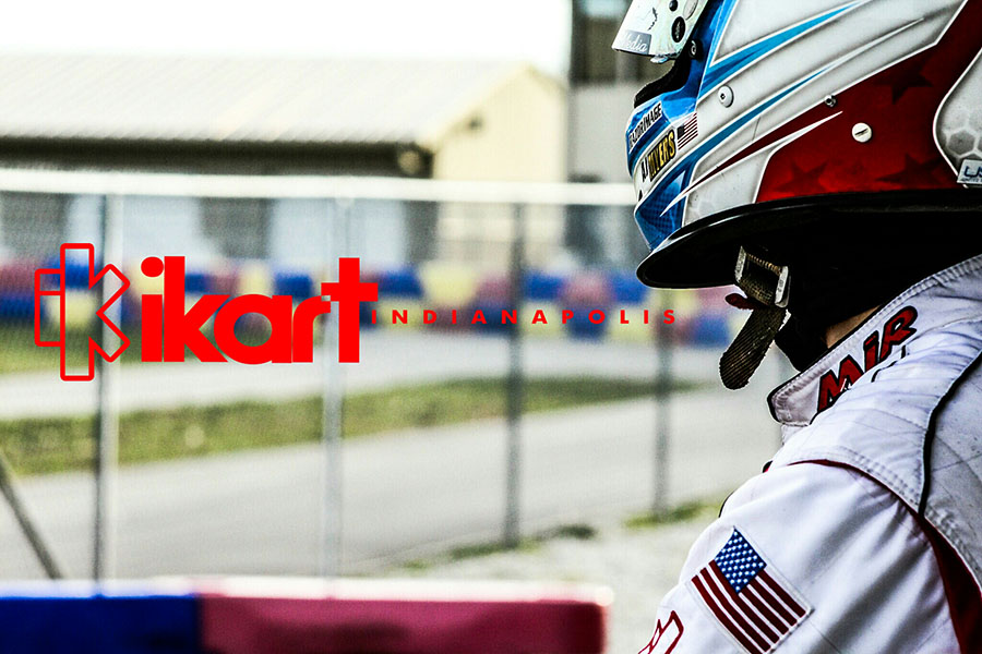 AJ Myers joins ikart for SuperNationals XIX
