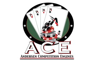 Andersen Competition Engines ACE logo
