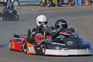 Super Heavy #19-Nicholas Brobst #25-Jason Hastings (Photo: Bruce C. Walls/Action Sports Photos)