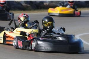 Junior 3 #85-Hunter Heck, #28 Max Robischaud, #00-Cole Neibert (Photo: Bruce C. Walls/Action Sports Photos)