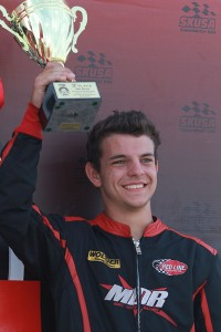 Driver Rankings-Brandon Jarsocrak