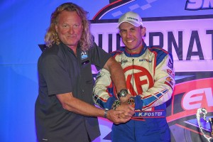 Kip Foster was the one victory both Howden and Cole predicted correctly (Photo: On Track Promotions - otp.ca)