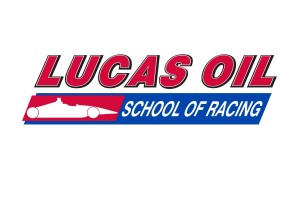 Lucas Oil School of Racing logo