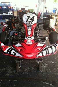 Margay Ignite K3 ready to rumble at the Rock