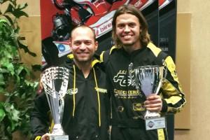 Robert Bujdoso Chris Guimarra Checkered Motorsports