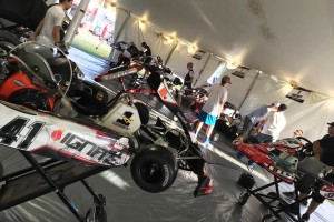 Margay was back in force at this year's Kartweek, and brought a full tent of drivers in LO206, Yamaha and Mini Swift