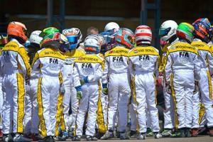 Academy Trophy-CIK-FIA