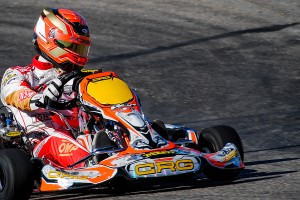 Christian Brooks is competing on CRG for 2016 (Photo: JFM Images)