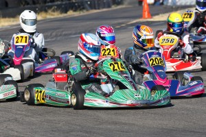 Nick Brueckner swept the day in Junior Max (Photo: SeanBuur.com)