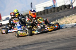 Ryan Kinnear came out of Tucson as the Shifter Masters championship leader with two victories (Photo: SeanBuur.com)