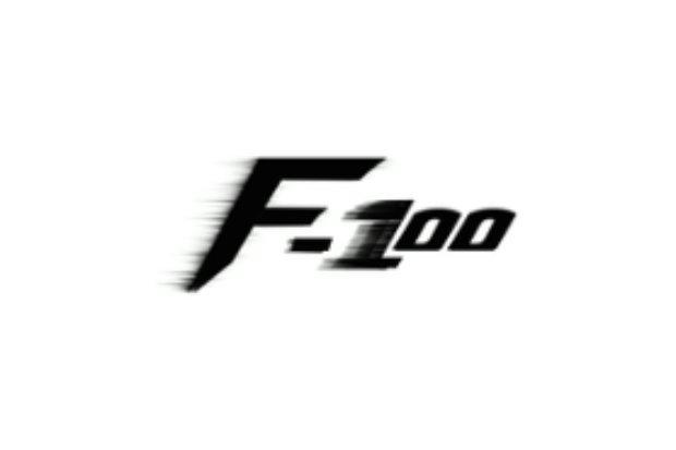 F100 logo