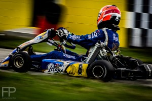 Brandon Jarsocrak brought Kartsport North America a big Pro IAME Senior win during the second day of competition in Daytona (Photo: Focal Perspective Media)