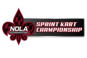 NOLA Sprint Kart Championship logo