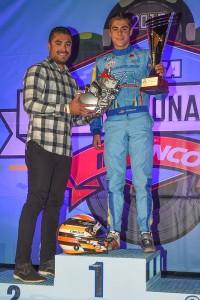 S2 Semi-Pro Stock Moto champion Carter Williams (Photo: On Track Promotions - otp.ca)