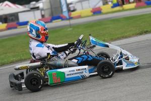 S1 Pro Stock Moto champion Rick Dreezen (Photo: eKartingNews.com)