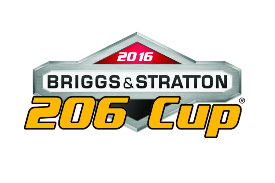 206 Cup 2016 logo