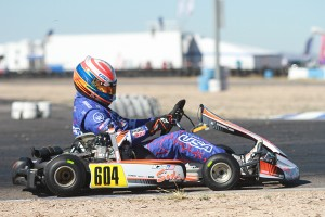 After all the on and off-track activities, Mike Jones holds the top spot in the Master Max standings (Photo: EKN)