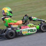 Alex Bertagnoli opened up the 2016 season with two wins at the WKA Daytona KartWeek (Photo: EKN)