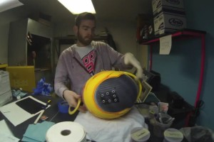 EKNTV-Oktane Visual-Helmet Painting