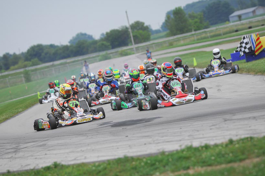 Superkarts! USA will expand the growing S4 Pro Stock Moto Super Master program in 2016, adding the sub-category as an official class on the 2016 Pro Tour (Photo: On Track Promotions - otp.ca)