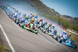 Phoenix Kart Racing Association facility in Glendale, Arizona will host the 2016 Superkarts! USA SpringNationals on April 29-May 1 (Photo: On Track Promotions - otp.ca)