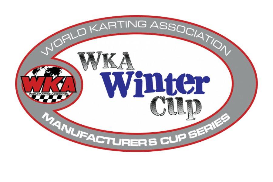 WKA Winter Cup logo
