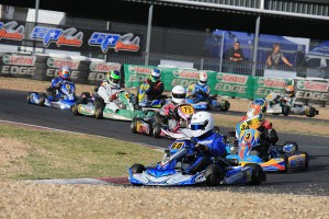 Cody Donald was victorious in KA3 Senior (Pic: Coopers Photography)