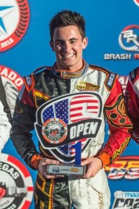 Bryce Cornet is the defending Shifter Senior winner at the US Open Las Vegas event (Photo: Roger Seymour Photography)