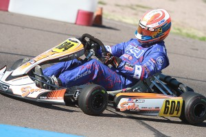 Mike Jones won both Masters Max Finals in Phoenix to lead the Challenge of the Americas championship chase (Photo: EKN)