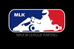 MLK Major League Karting logo