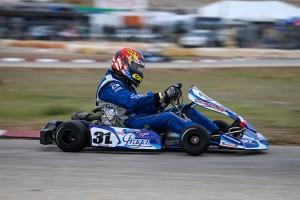 John Crow scored the victory in X30 Master (Photo: DromoPhotos.com)