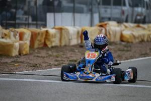 Kai Sorensen became a first time series winner in Micro Swift (Photo: DromoPhotos.com)