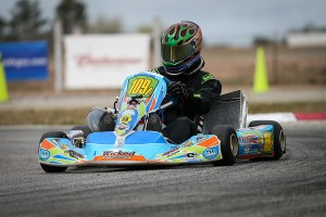 Kyle Wick became another first time winner in the S2 Semi-Pro Stock Moto division (Photo: DromoPhotos.com)