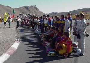 SKUSA-SuperNats-1999-drivers_parade