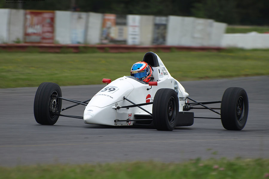 Britain West Motorsport is widely recognized as one of the top Formula 1600 teams in Eastern Canada and has cost-effective opportunities available for young drivers looking for affordable training and wheel-to-wheel experience