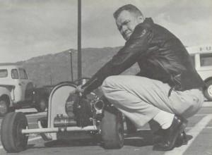 The 'Godfather of karting' Art Ingels