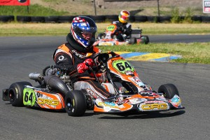 Patrick O'Neill swept the weekend in Shifter Masters (Photo: SeanBuur.com)