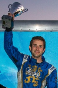 Driver Rankings-Billy Musgrave
