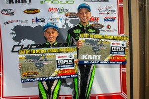 Torgerson brothers earned the Mini and Micro titles (Photo: SeanBuur.com)