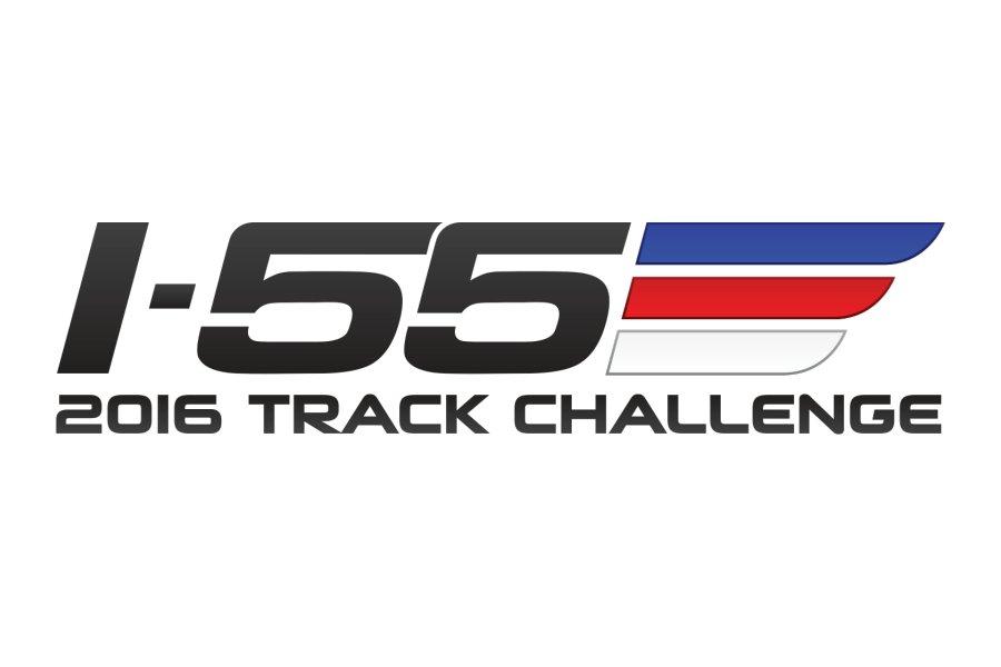 I-55 Track Challenge logo