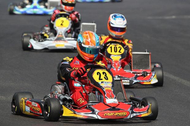 Maranello-Spring Trophy-Dante