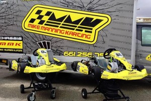 Mike Manning Karting