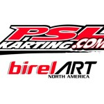 PSL Karting-Birel ART North America-logo