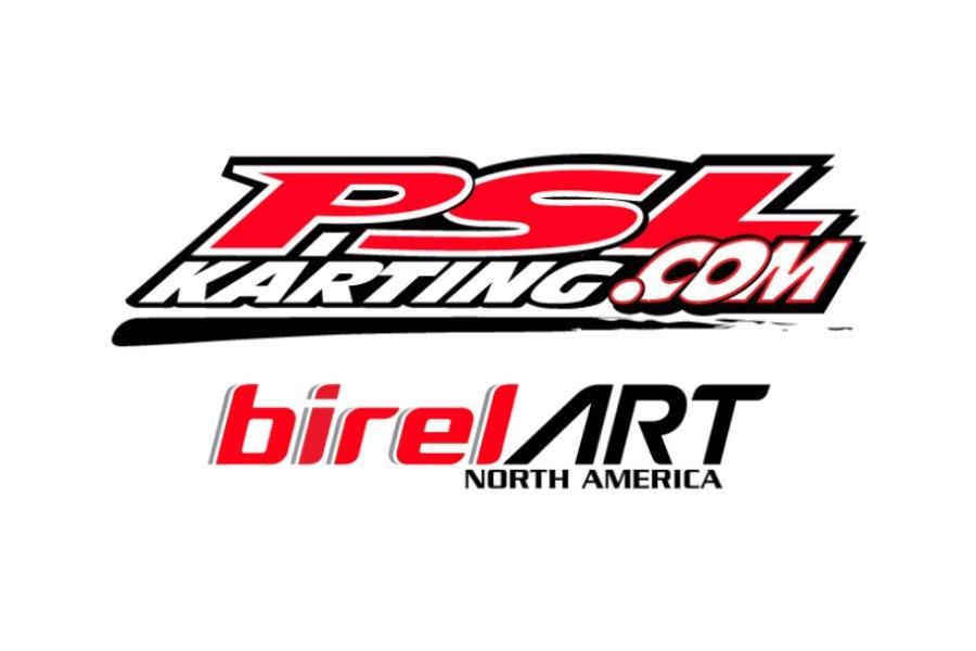PSL Karting-Birel ART North America-logo