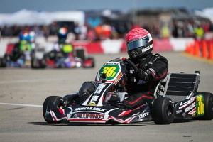 Hunter Pickett nearly swept the S2 Semi-Pro category in Monterey (Photo: DromoPhotos.com)
