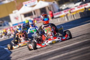 Danny Formal led throughout the SuperNationals to victory, and looks to continue the streak at the SpringNationals in S1 (Photo: On Track Promotions - otp.ca)