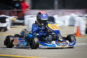 Kai Sorenser is among the 26 drivers vying for the inaugural Micro Swift winners on the Pro Tour (Photo: DromoPhoto.com)