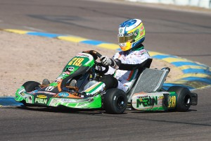 Kyle Kalish is among the few returning to fight for the S2 title against many rookies moving up (Photo: EKN)