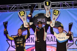 All three championship podium finishers from 2015 are back for X30 Master (Photo: On Track Promotions - otp.ca)